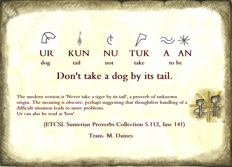 Proverb 1